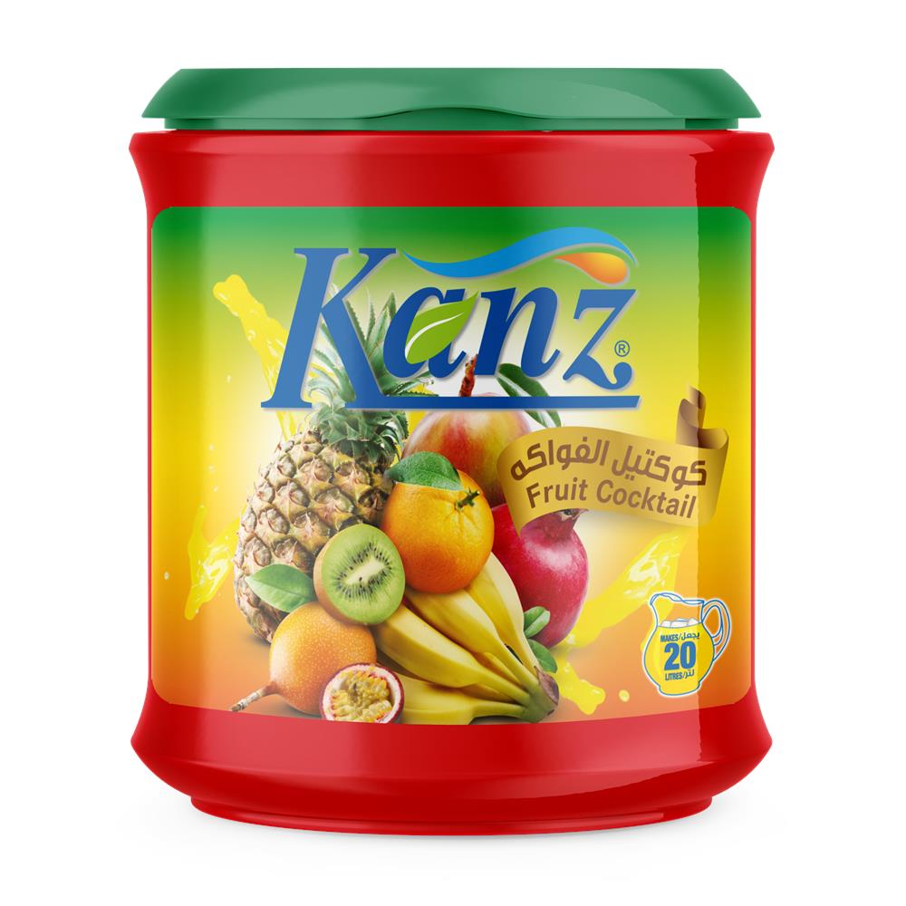 KANZ COCKTAIL 2.5KG